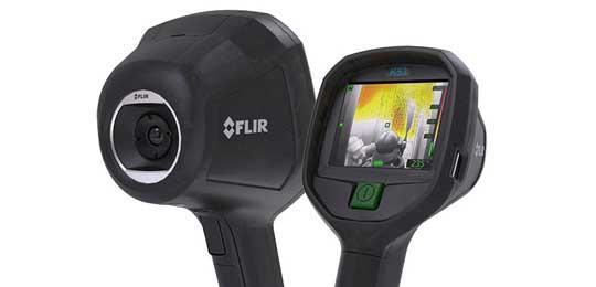 FLIR K53 K33 FSX Thermal Imaging Camera