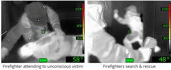 FLIR Firefighter Thermal Camera