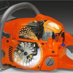 fire department rescue chainsaw