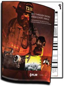 FLIR Thermal Cameras for Firefighters