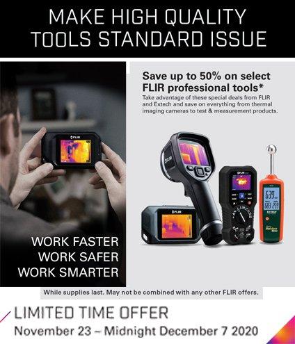 FLIR Industrial Tools
