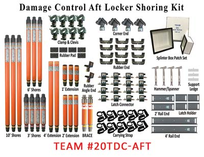 Team Damage Control Aft Kit