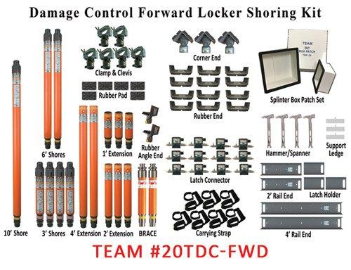 Team Damage Control Kit