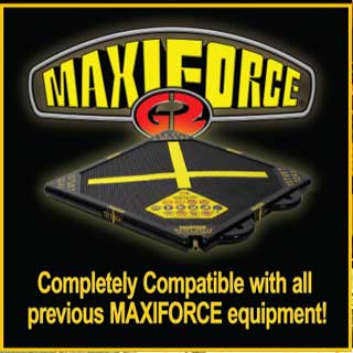 Individual MAXIFORCE G2 Air Lifting Bags