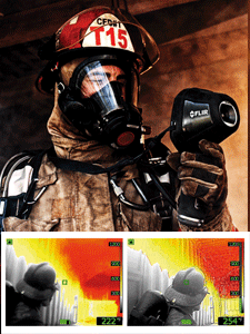 FLIR K-Series Thermal Imaging Cameras K65 K55 K45 K53 K33