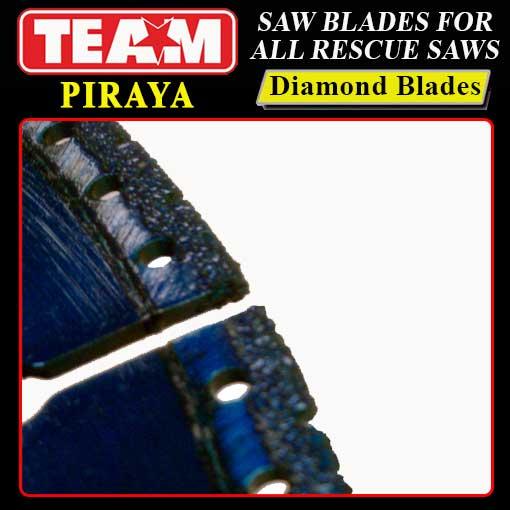 TEAM Piraya One Mean Blade