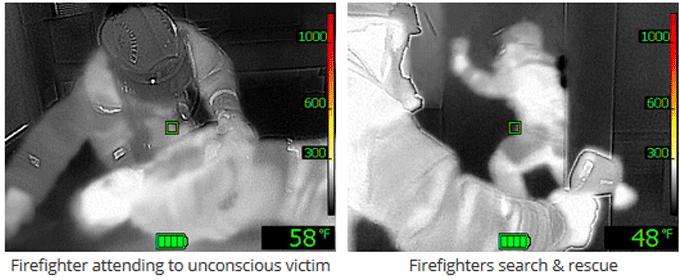 FLIR Firefighter Thermal Camera