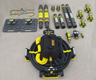 Parateck Rapid Extrication Kit