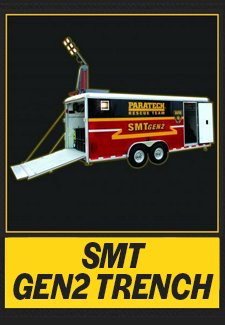 Paratech SMT GEN2 Trench Trailer