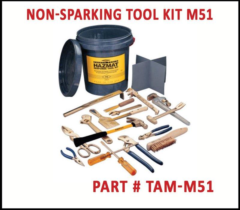 TEAM Rescue Tools Ampco Non Sparking Tools
