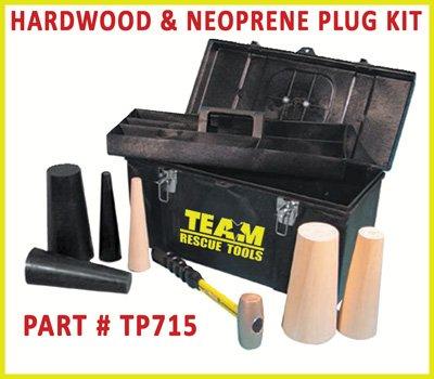 Replaced Paratech Leak Sealing Kit