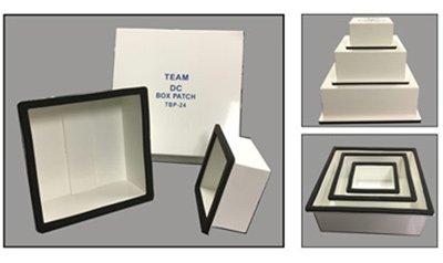 TEAM Damage Control Splinter Box Patch Set