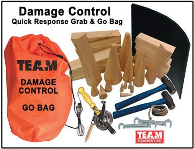 TEAME Damage Control Go Bag
