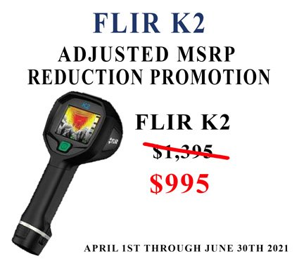 FLIR K2 Sale
