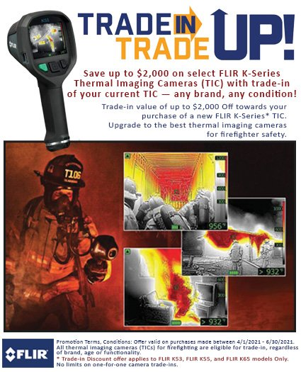 FLIR Trade-In Trade-Up Sale