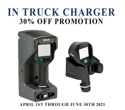 FLIR In Truck Charger Sale