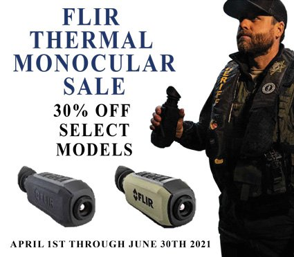 FLIR SCION Outdoor Thermal Monocular